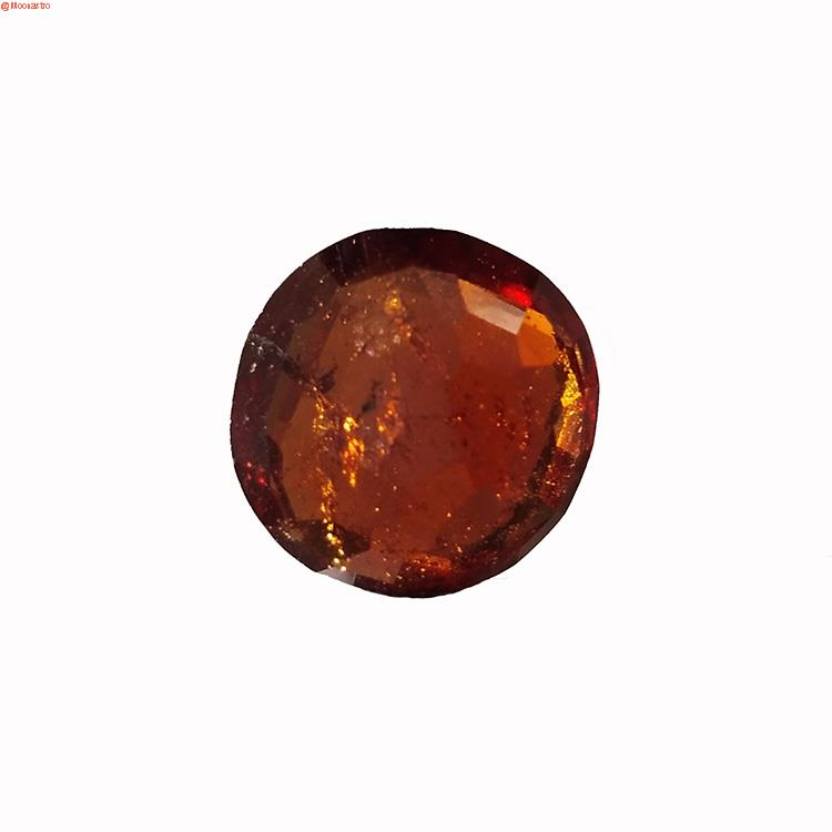 Hessonite – Gomed ( Ceylon ) Medium
