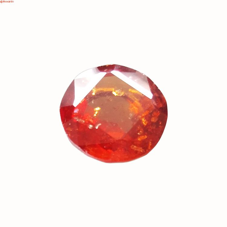 Hessonite – Gomed ( Ceylon ) Small