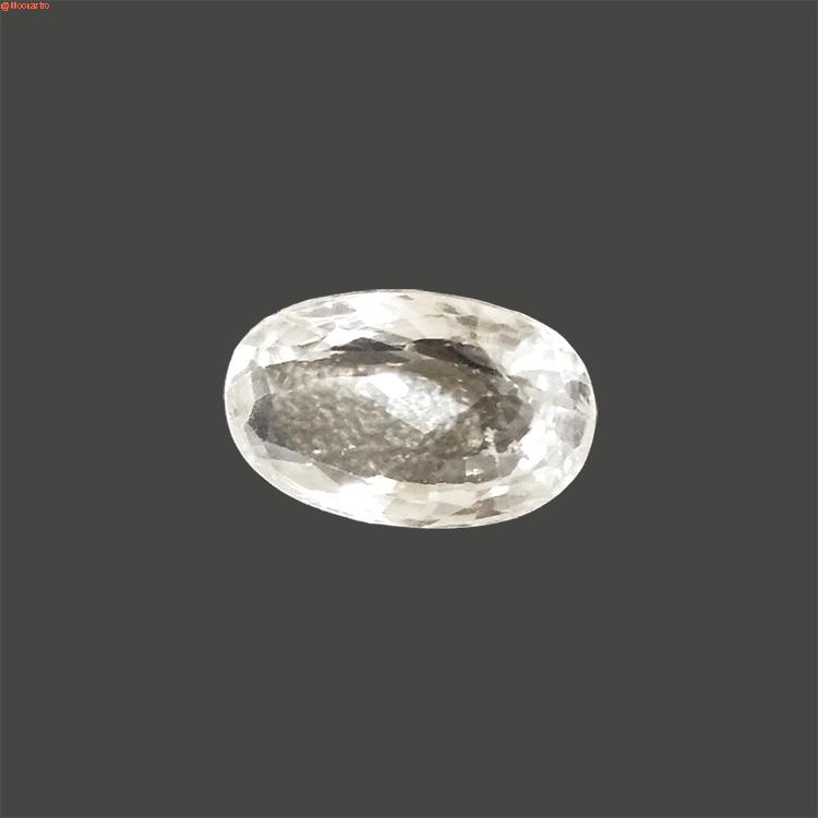 White Zircon Small Size Super Premium